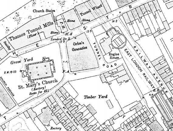 Town Plan Map
